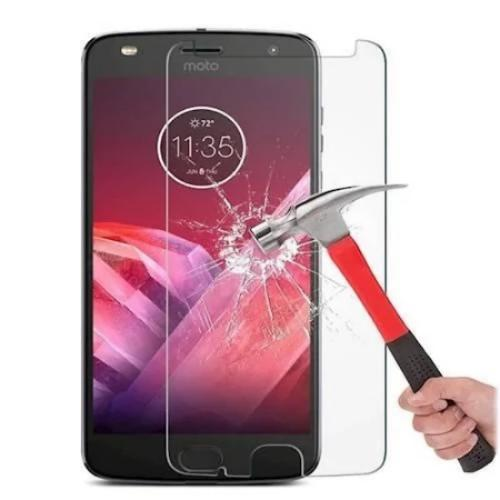 ZeroDamage Glass Screen Protector - Motorola X5 - Clear - Sahara Case LLC
