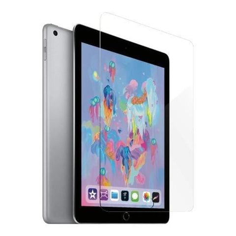 "ZeroDamage - iPad 10.2"" - Tempered Glass Screen Protector"