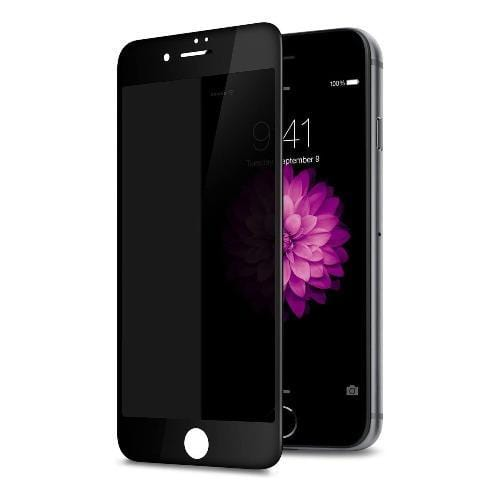 ZeroDamage - iPhone SE(Gen 2) 2020 - Tempered Glass Privacy Screen Protector - Sahara Case LLC