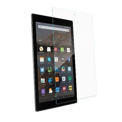 ZeroDamage - Kindle Fire HD 10 (2019) - Tempered Glass Screen Protector