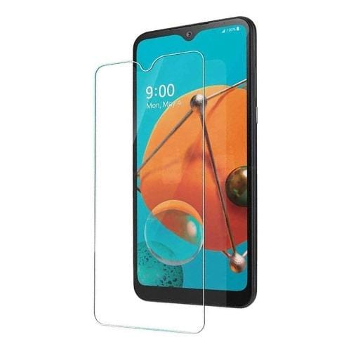 ZeroDamage - LG K51 - Tempered Glass Screen Protector - Sahara Case LLC