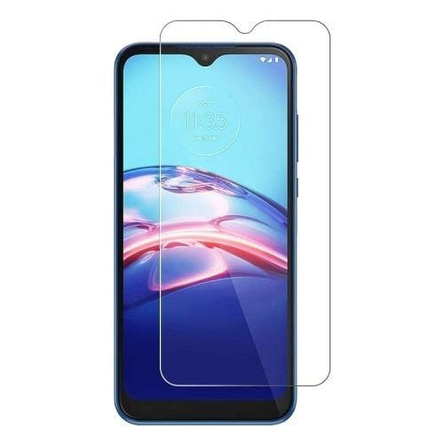 ZeroDamage - Motorola E 2020 - Tempered Glass Screen Protector - Sahara Case LLC
