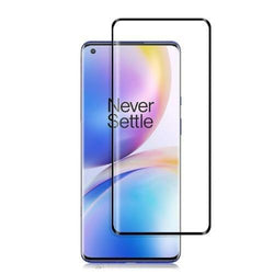 ZeroDamage - OnePlus 8 Pro (2020) - Tempered Glass Screen Protector - Sahara Case LLC