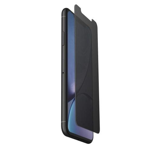 "ZeroDamage Privacy Glass Screen Protector - for iPhone 11 6.1"" & iPhone XR - Sahara Case LLC"