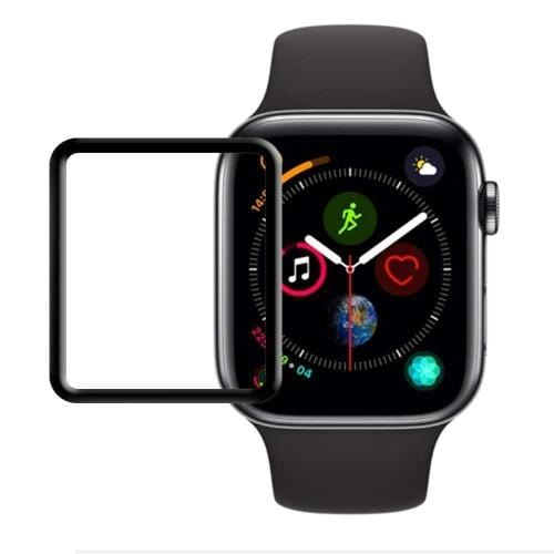 ZeroDamage Tempered Glass Screen Protector for Apple iWatch 4 40mm - Clear - Sahara Case LLC