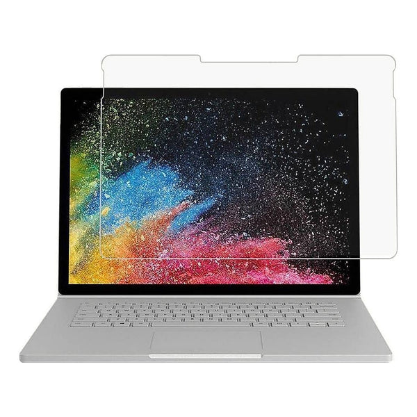 "ZeroDamage Tempered Glass Screen Protector for Microsoft Surface Book 3 15"" - Clear - Sahara Case LLC"