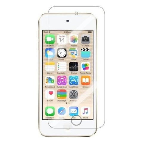 ZeroDamage Tempered Glass Screen Protector - for New Apple iPod Touch (6th and 7th Generation)
