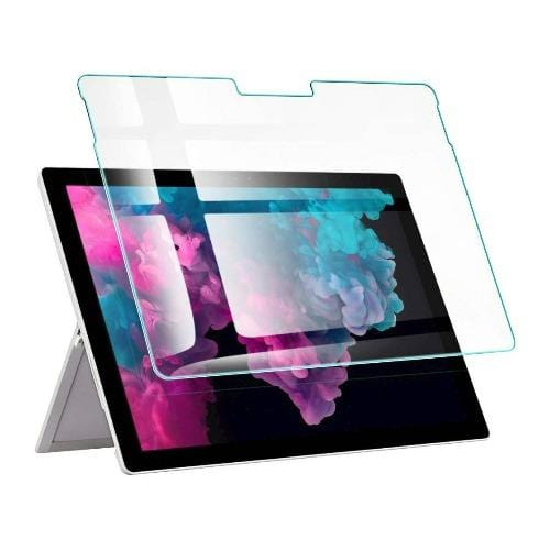 ZeroDamage - Tempered Glass Screen Protector Microsoft Surface Pro 7 - Sahara Case LLC