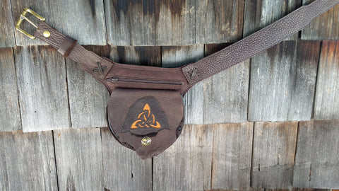 Celtic Knot Hip Bag