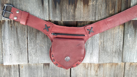 Redwood Hip Bag, Travel Belt