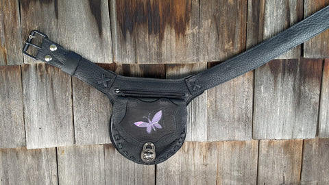 Butterfly Hip Bag, Travel Belt