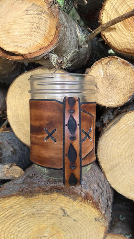 Alkahest Mason Jar Sleeve