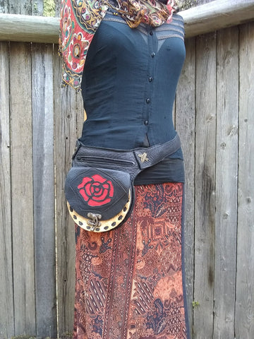 Red Rose Hip Bag
