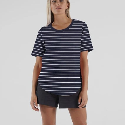 BETTY BASICS - Nautical Ariana Tee