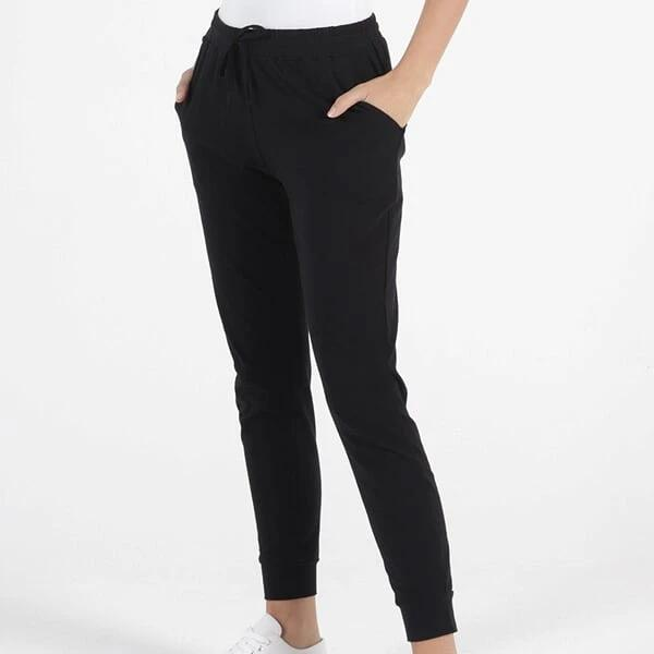 BETTY BASICS  Pants - Black Jogger