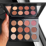 VANI-T Nude Eyeshadow Palette with Mirror