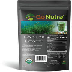 spirulina is also believed to increase fat burning during exercise