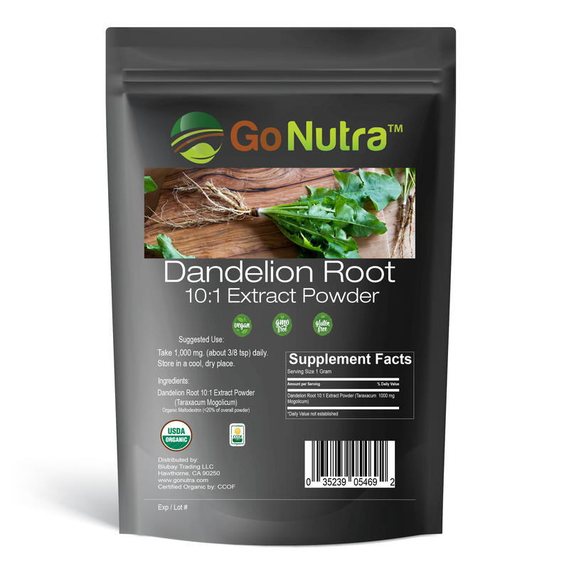 Potent Antioxidants. Dandelion are full of potent antioxidants