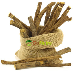 root is used to soothe gastrointestinal problems. In cases of food poisoning stomach ulcers
