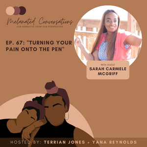 067: Turning Your Pain onto the Pen with Sarah Carmele McGriff