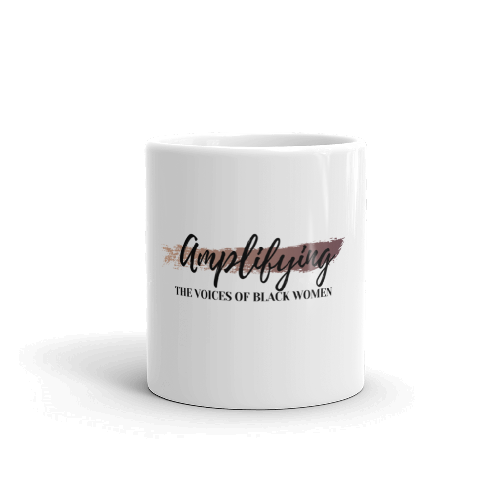 Amplify your Voice Mug