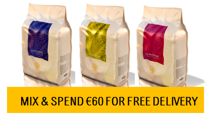 Spend €60 on Dog Food and get free delivery