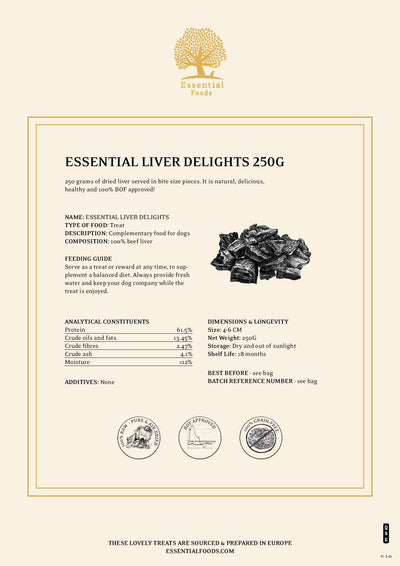 ESSENTIAL LIVER DELIGHTs