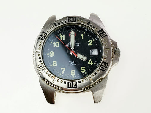 Swiss Military Watch 095 0489 Face Only