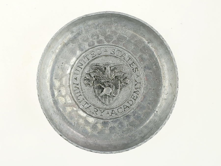 US Military Academy - West Point Coin/Ash Tray - Original in Great Condition - Aces In Action