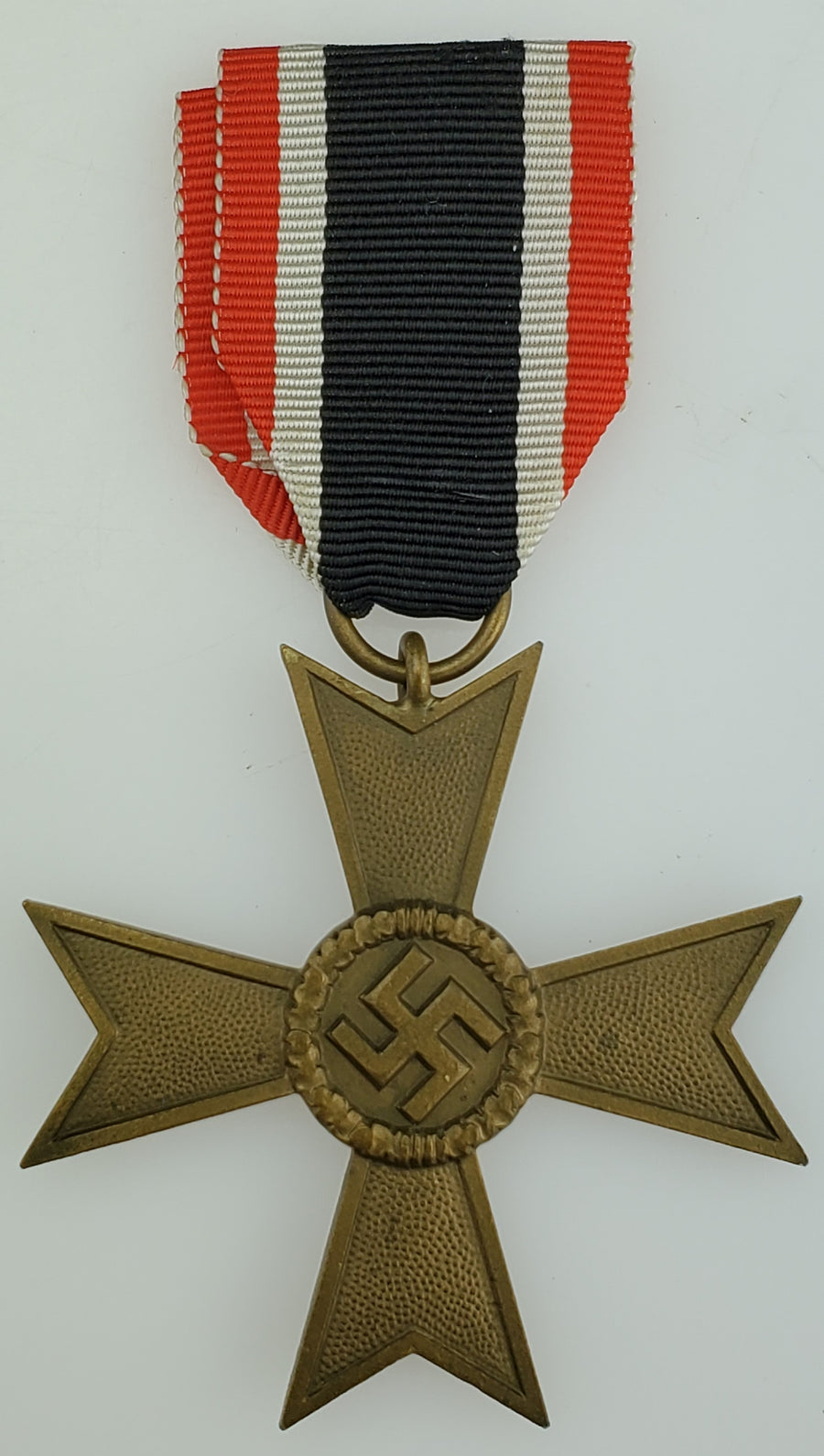 WW2 German Merit Medal Badge Second Class - Aces In Action