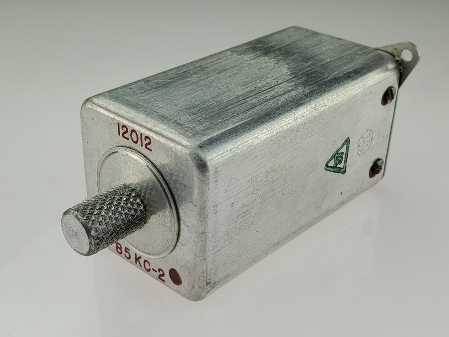 Vintage 1940s/50s IF Coil Transformer 12012 85 KC-2 for ARC Radio Receiver - Aces In Action