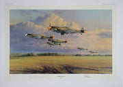 """The Abbeville Boys"" Fine Art by Artist Robert Taylor - Aces In Action"