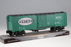 Menards Gold Line 2015 New York Central NYC Dark Green Box Car 2793169 O Gauge