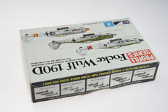 MPC Focke Wulf Fw-190D Profile Series Plastic Model Kit 1/72 NIB - UNASSEMBLED