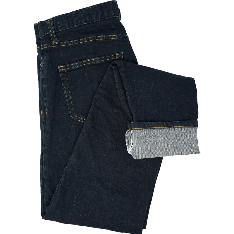 Indigo Wash Denim Jeans