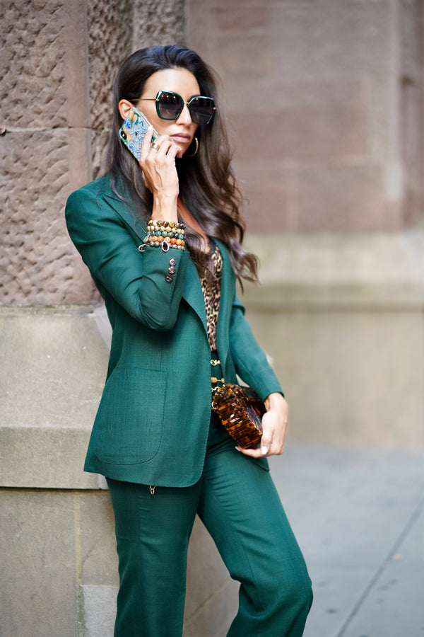 Forrest Green Suit