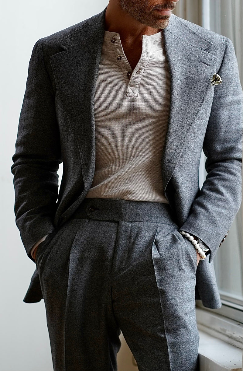 Grey Flannel Jacket