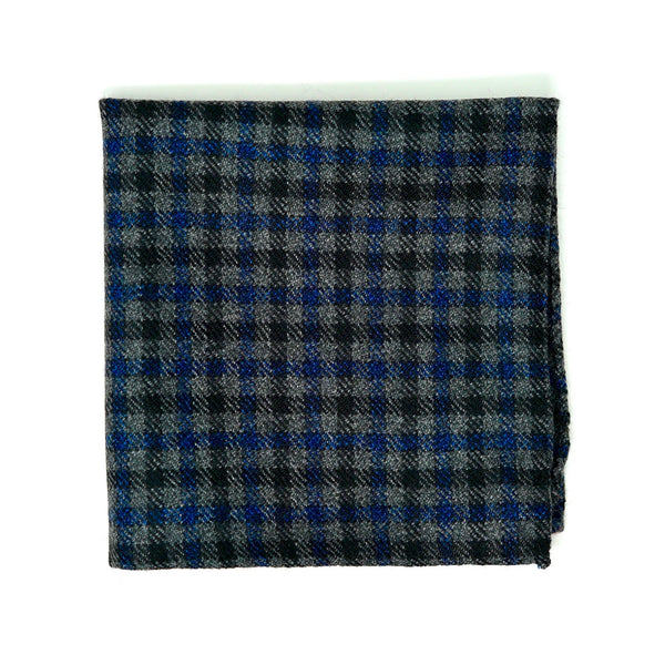 English Tweed Pocket Square