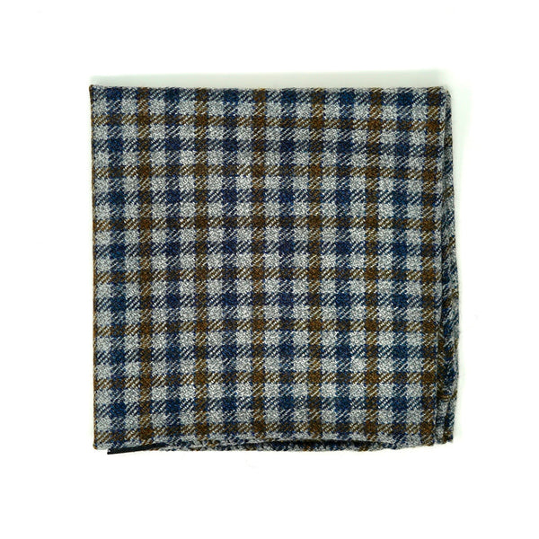 English Breakfast Pocket Square