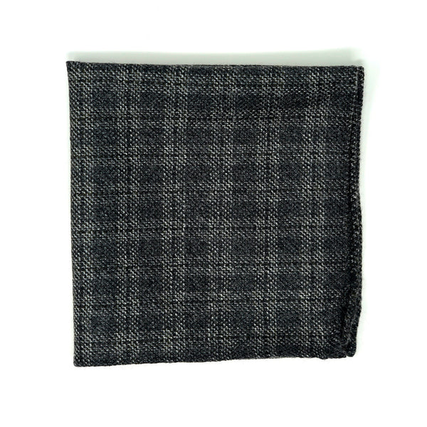 Made Men Plaid Pocket Square