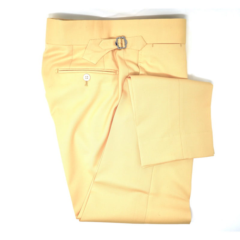Butter Yellow Trousers