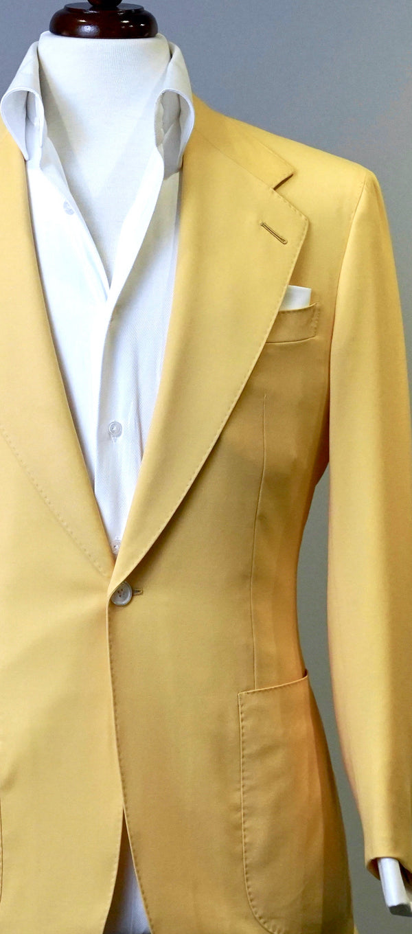 Butter Yellow Jacket