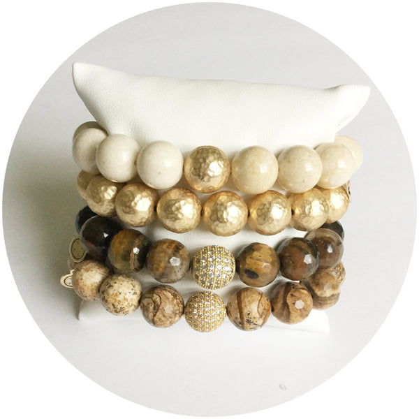 Cape Town Chic Arm Party - Oriana Lamarca LLC
