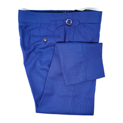 Napoleon Blue Mesh Trousers
