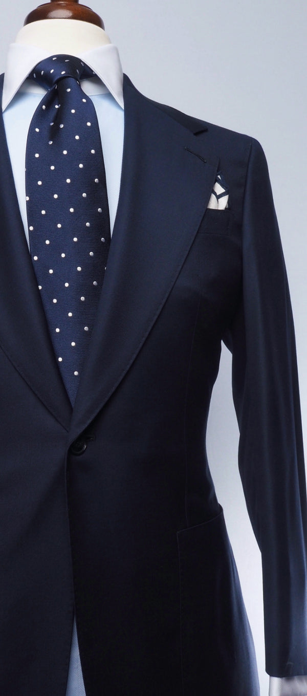Perfect Blue Notch Jacket