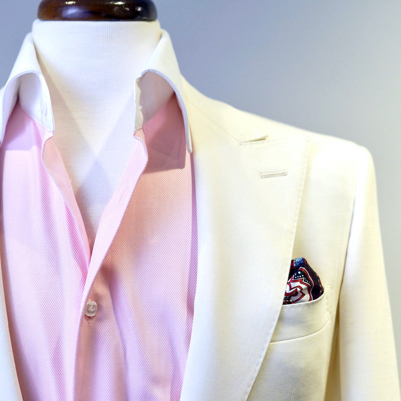 Saville Classic Pocket Square