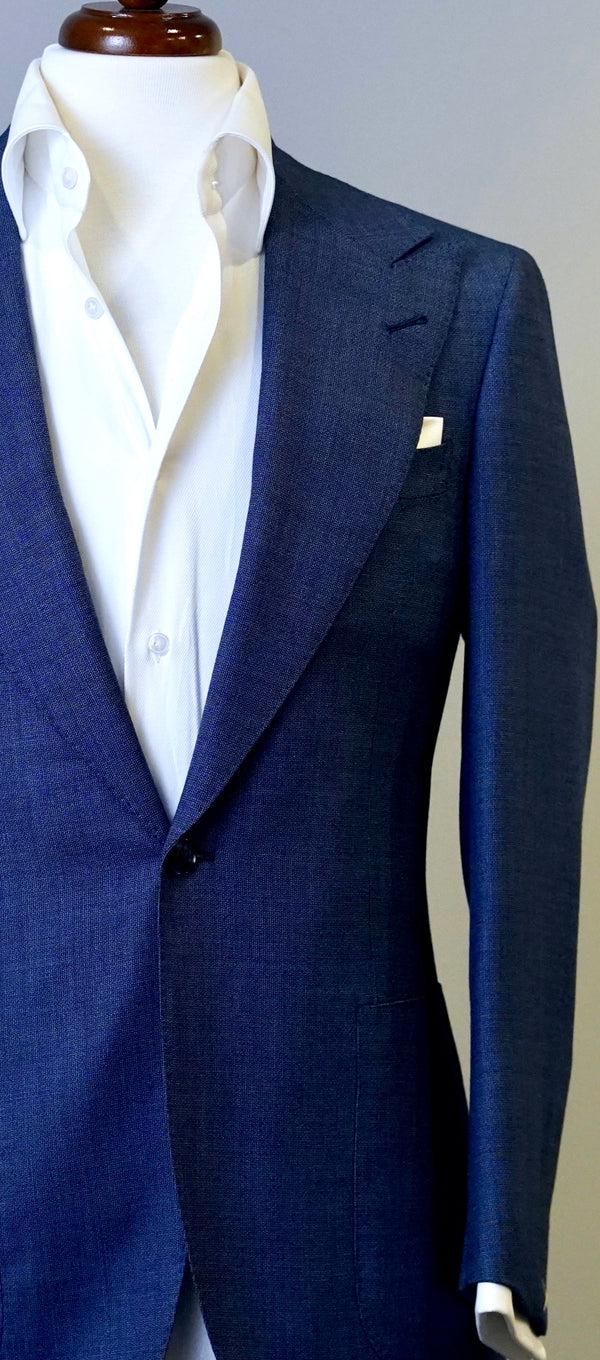 Southern Blue Tick Weave Jacket
