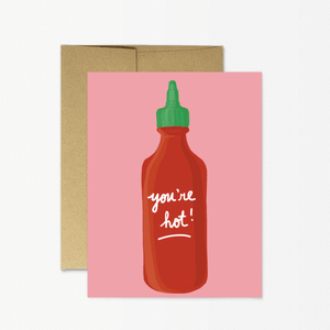 Party Mountain Paper co. - Hot Sauce