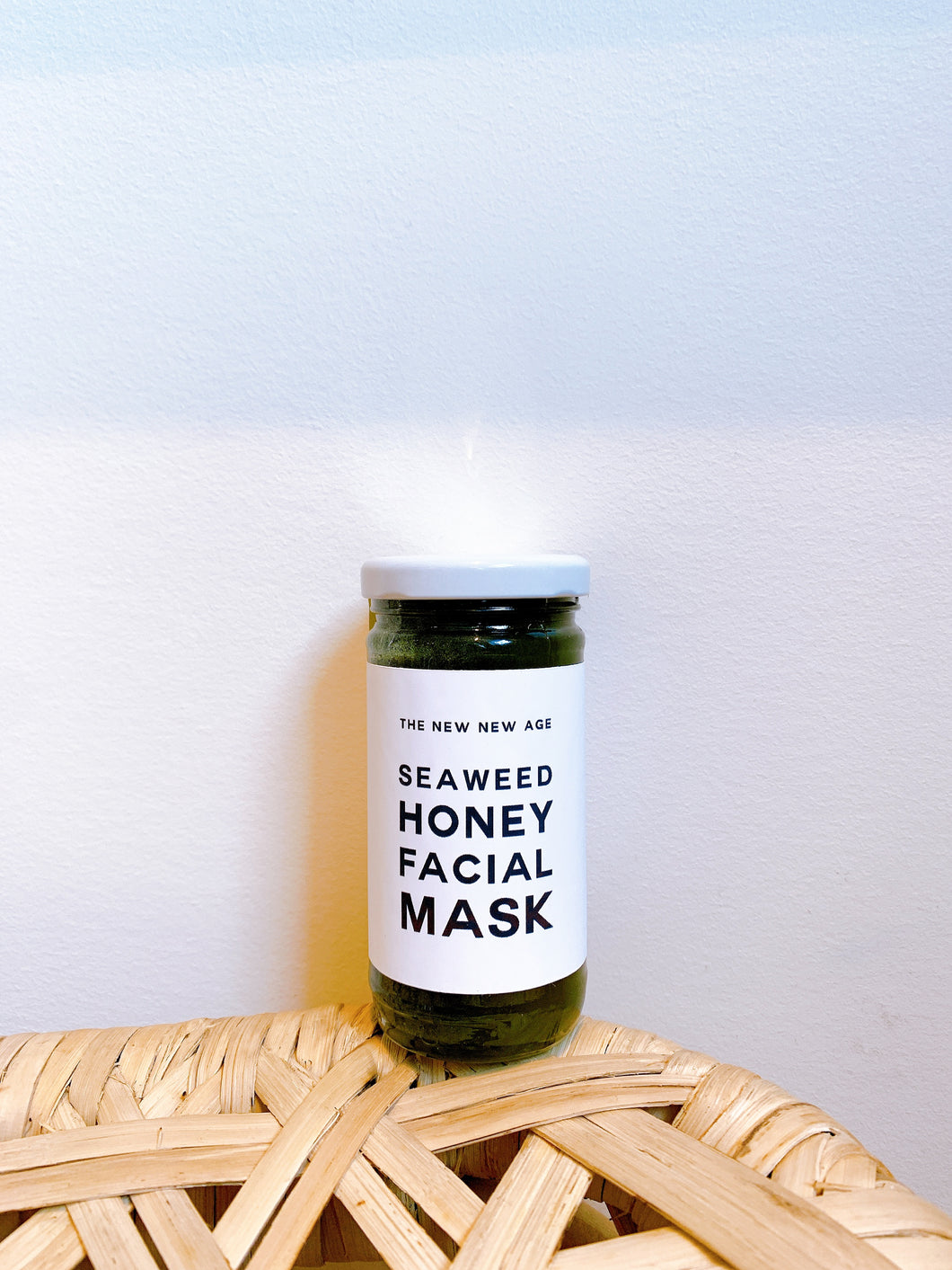 The New New Age - Seaweed + Honey Mask