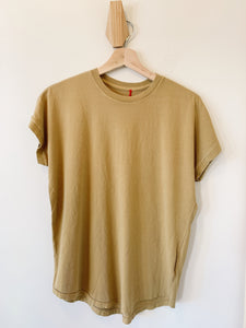 Ease Tee - Butterscotch